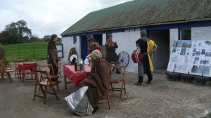 PIg-sty-Living-history-event-2013-EHOD